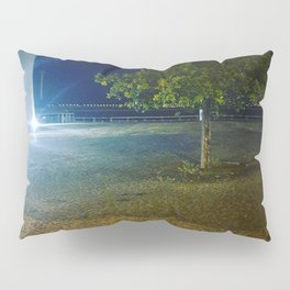 tree in lisbon Pillow Sham