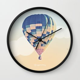 Happening Wall Clock
