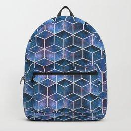 Geometric Nebula Backpack