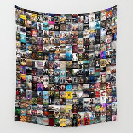 Cable Television Series Wall Tapestry