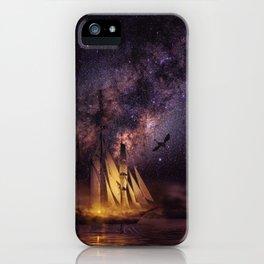 Night Fury iPhone Case