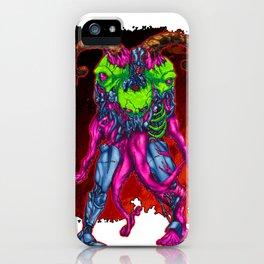METAL MUTANT 3 iPhone Case