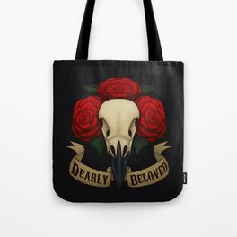 Dearly Beloved Tote Bag