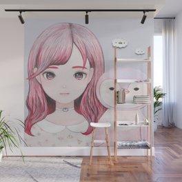 Small Friends Wall Mural
