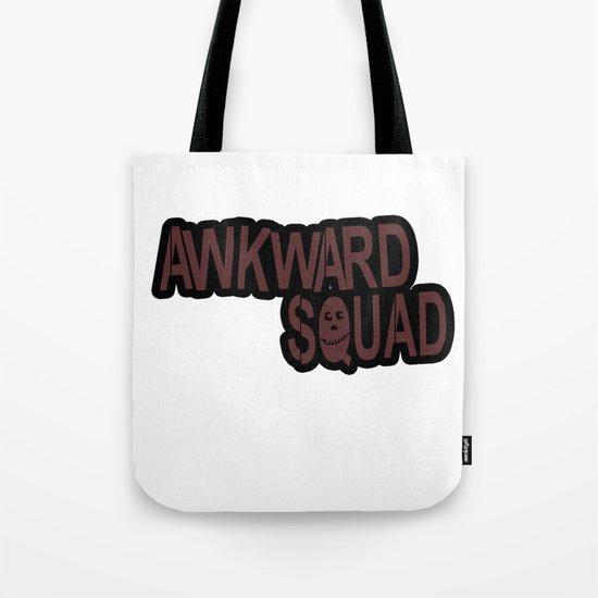 awkward squad Tote Bag