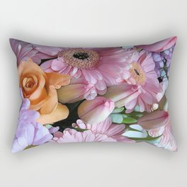 A Pink Mind is a Joy Forever! Rectangular Pillow