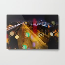 Focus On What's Unclear Metal Print