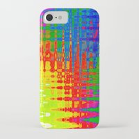 chaos iPhone & iPod Cases featuring Chaos by Geni