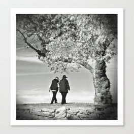 A Lifetime of Love Canvas Print