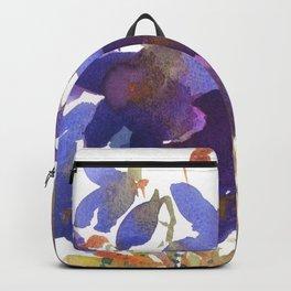 Petite Violets Backpack