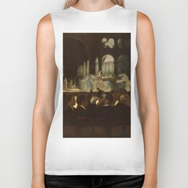 "Edgar Degas ""The Ballet from ""Robert le Diable"""" Biker Tank"
