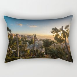 Warmest Dream Rectangular Pillow