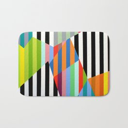 Candy Pop No2 Bath Mat
