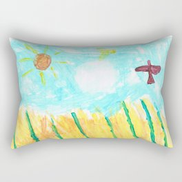 Farmlands Rectangular Pillow