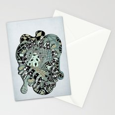 The heart of things II Stationery Cards