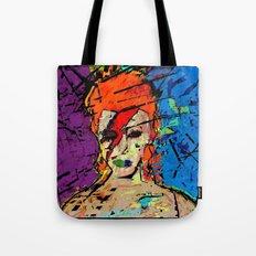 David Bowie. A Lad Insane Tote Bag