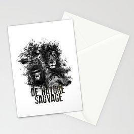 DE NATURE SAUVAGE Stationery Cards