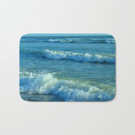 The Sea Buries All Sorrow Bath Mat