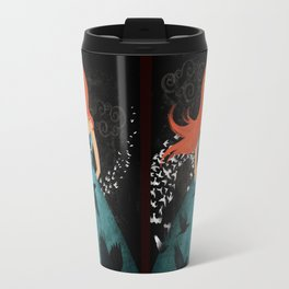 The Truth Is Hidden Behind The Dreamer Travel Mug