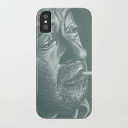 serge&gitane! iPhone Case