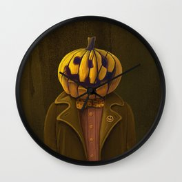 Hi, my name is Hall! Wall Clock