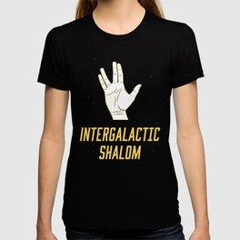 Intergalactic Shalom T-shirt