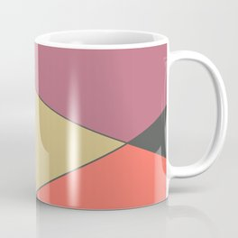 Splicing color Coffee Mug