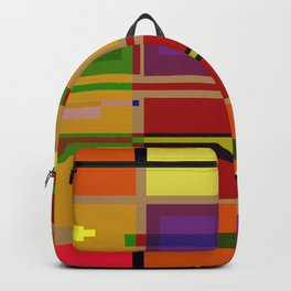 PIXEL MAP Backpack
