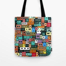Urban Favela Tote Bag