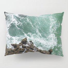 Green Ocean Atlantique Pillow Sham