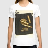 versace T-shirts featuring Versace Bullets Colt by Premium