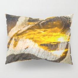 Zebra Pillow Sham
