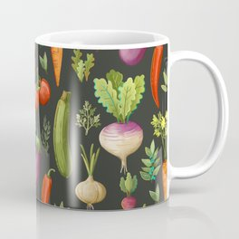 Garden Veggies Coffee Mug