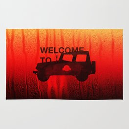 Welcome To... Rug