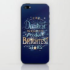 Brightest Stars iPhone & iPod Skin