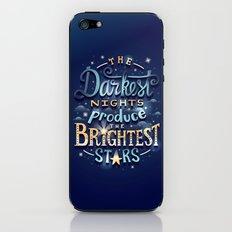 Brightest Stars iPhone & iPod Skin