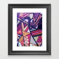 Retiro Framed Art Print
