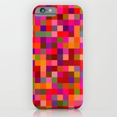 Pixel Painting iPhone 6s Slim Case