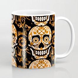 Halloween Calaveras Coffee Mug