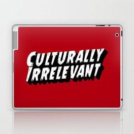 Culturally Irrelevant Fan Gear Laptop & iPad Skin