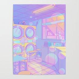 Yanaka Pop Wash Poster