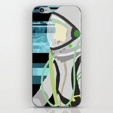 Kosmonaut iPhone & iPod Skin