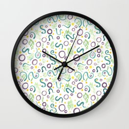 Dudeltopf Wall Clock