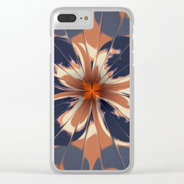 Terracota Clear iPhone Case
