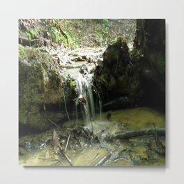 BethofArt* Dark Creek Metal Print