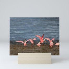 The Dance Class Mini Art Print
