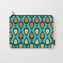 Dance With Me Mid-Century Modern Design Carry-All Pouch