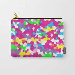 Retro Scribble Carry-All Pouch