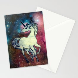 ladymagicunicorn Stationery Cards
