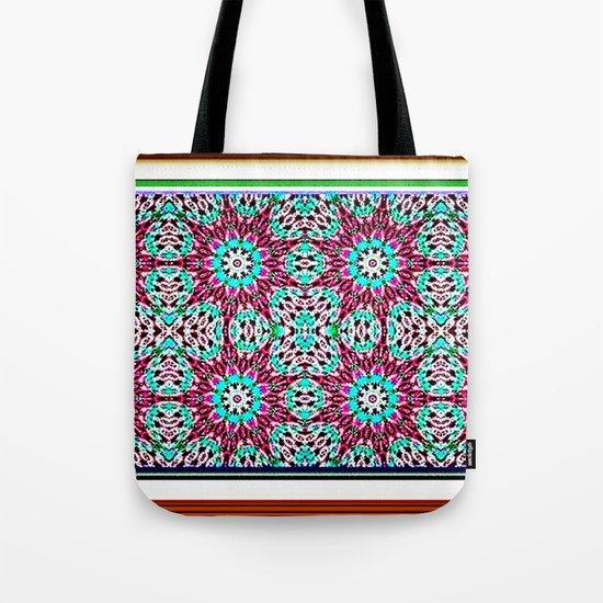 Windy Garden Tote Bag